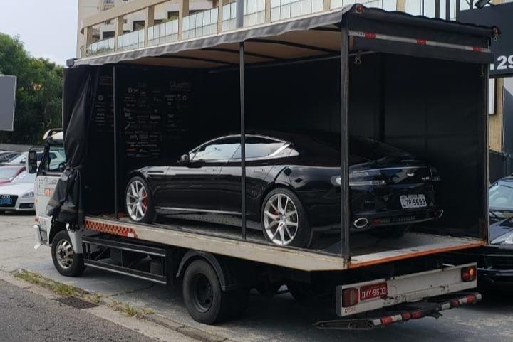 Aston Martin Guincho (Foto: Divulgação)