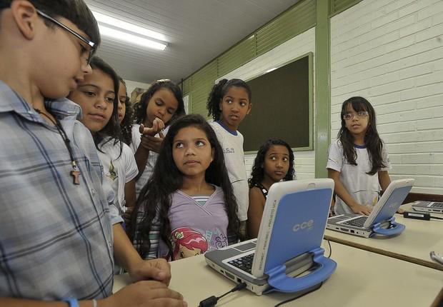 Educação (Foto: Arquivo/Marcello Casal Jr/Agência Brasil)