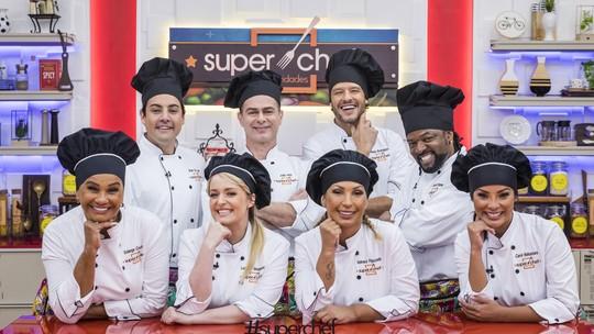 'Super Chef Celebridades 2019': conheça os participantes da nova temporada