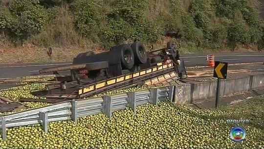 Rodovias da região de Bauru registram mais de 500 acidentes em 4 meses do ano, aponta Polícia Rodoviária