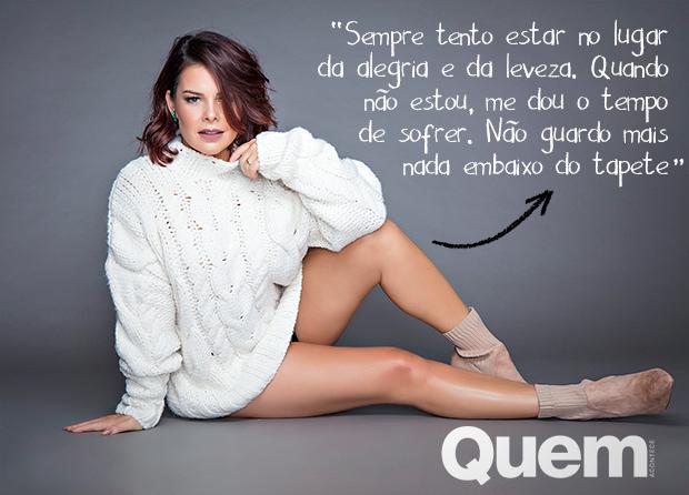 Fernanda Souza (Foto: Danilo Borges/ Ed. Globo)