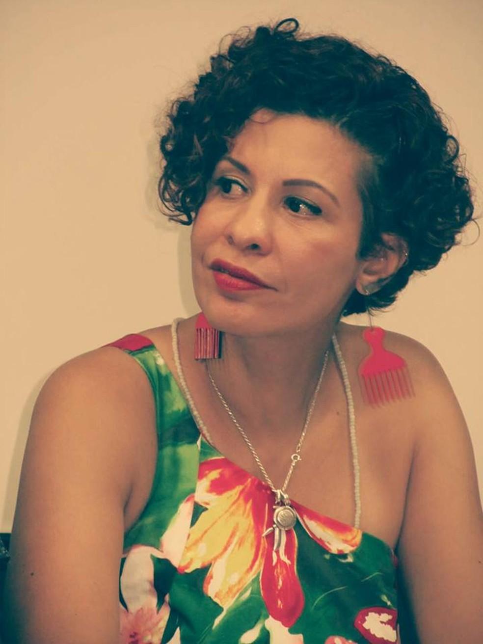 Anita Canavarro, professora de química da UFG e ex-presidente da Associação Brasileira de Pesquisadores Negros e Negras (ABNP) — Foto: Arquivo pessoal/Anita Canavarro