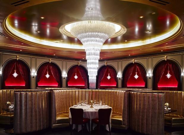 Restaurante Carbone, em Las Vegas (Foto: Eater Las Vegas/Reprodução)