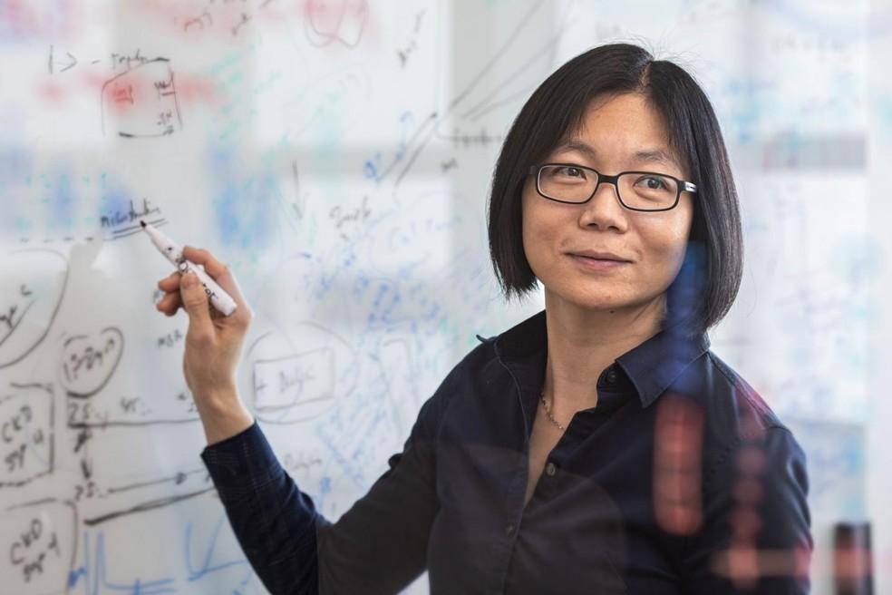 Susan Cheng, cardiologista do Cedars-Sinai Medical Center, em Los Angeles  — Foto: Divulgação