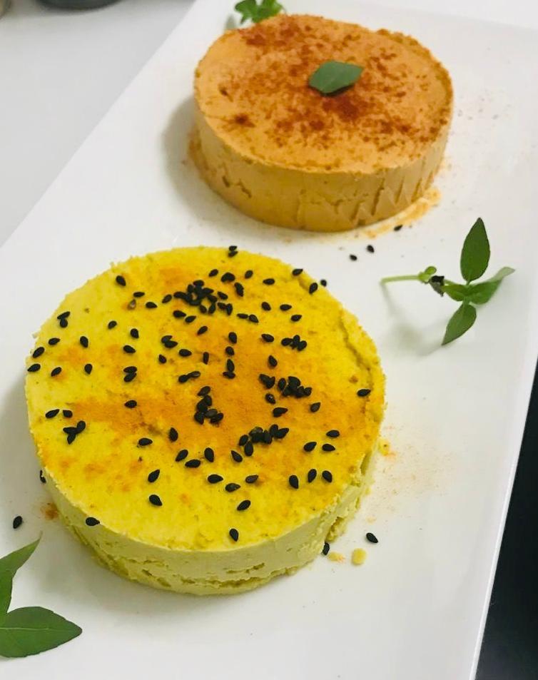 Receita queijo de castanha (Foto: Thaís Rahal)