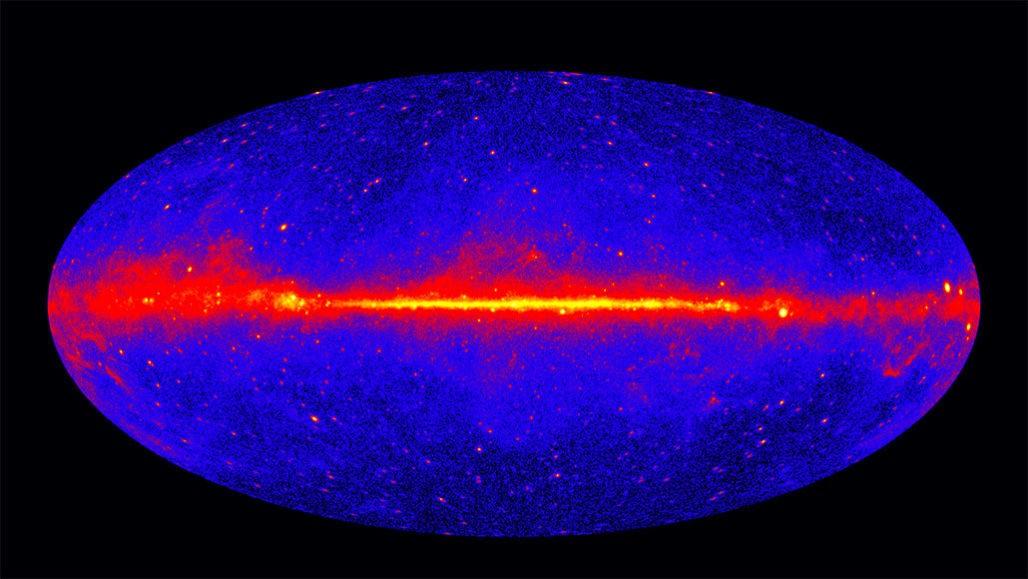Resultado de imagem para Astrônomos acreditam ter encontrado a borda da Via Láctea