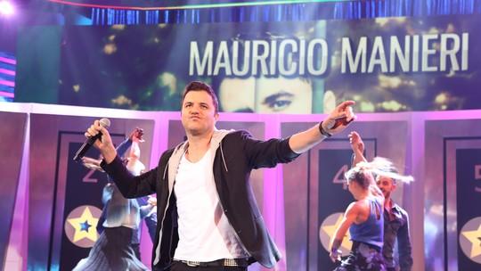 Maurício Manieri e Beto Barbosa relembram sucessos no 'Ding Dong'