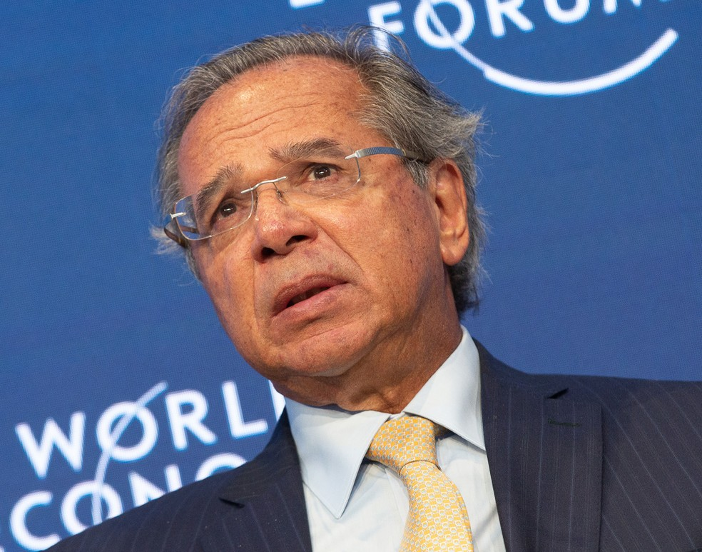 Paulo Guedes — Foto: Valor