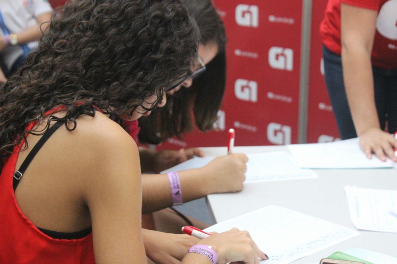 Teste vocacional ainda é a melhor opção para estudantes indecisos, afirma psicóloga na PB - Notícias - Plantão Diário