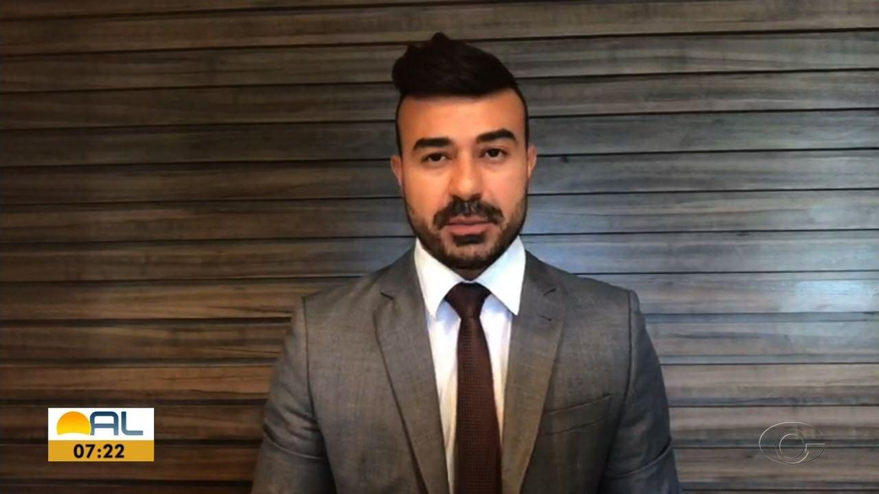 MP-AL pede prisão preventiva dos dois homens acusados de matar filho de empresário