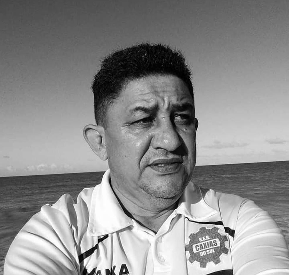 Gláucio Lima morreu neste mês após dias internados com Covid-19 — Foto: Reprodução/redes sociais