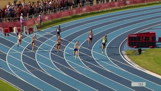"""Medalhista olímpico, Cláudio Roberto faz apostas em Letícia em Buenos Aires: """"Vai tirar de letra"""""""