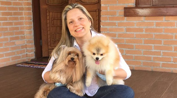 carolina vaz, dog's care (Foto: Divulgação)