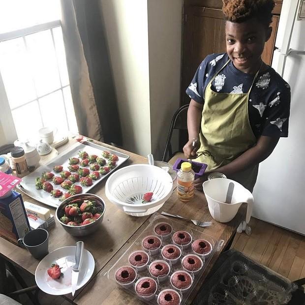 Michael Platt, criador da padaria Michaels Desserts (Foto: Reprodução)