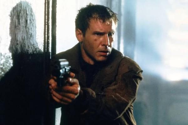 Harrison Ford como Detetive Rick Deckard (Foto: Reprodução)