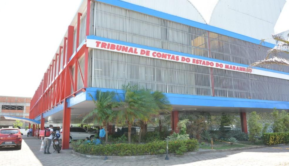 Sede do Tribunal de Contas do Estado do Maranhão (TCE-MA) — Foto: Divulgação/TCE-MA