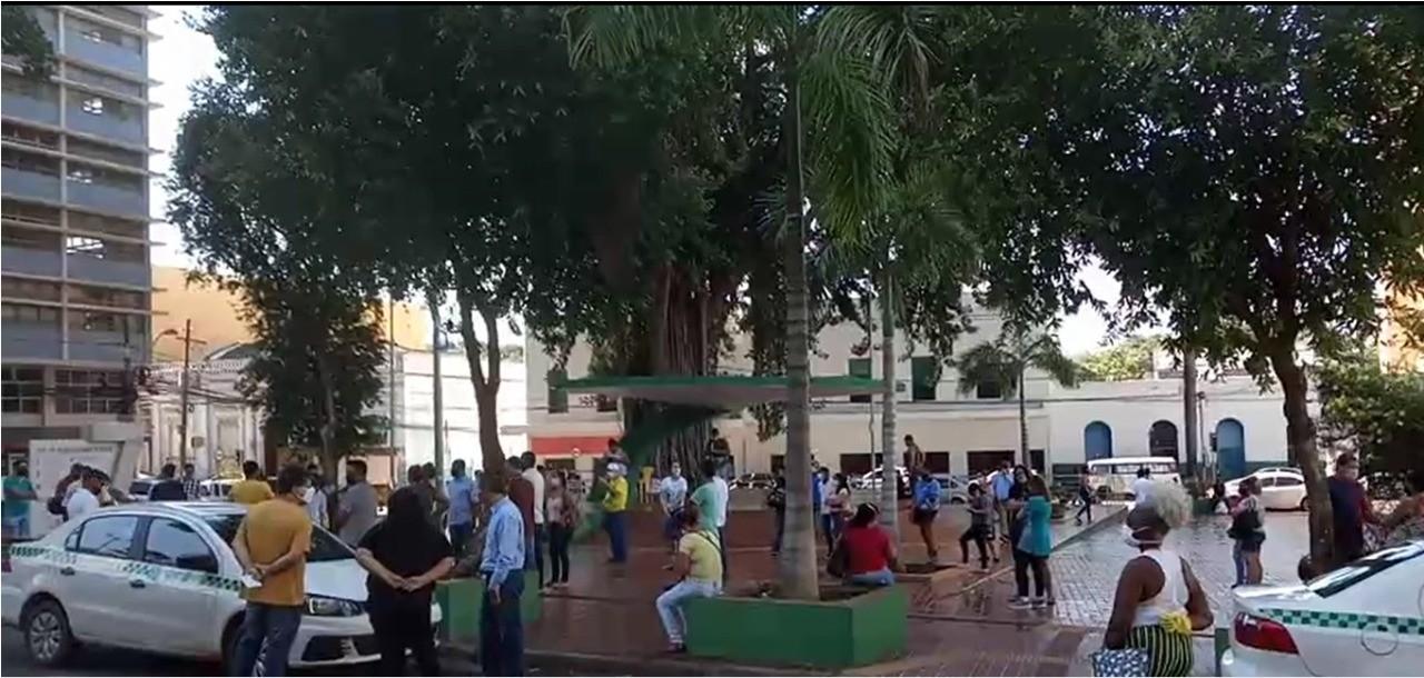Feirantes pedem sanção de projeto que cria benefício e retorno de feiras livres em Cuiabá