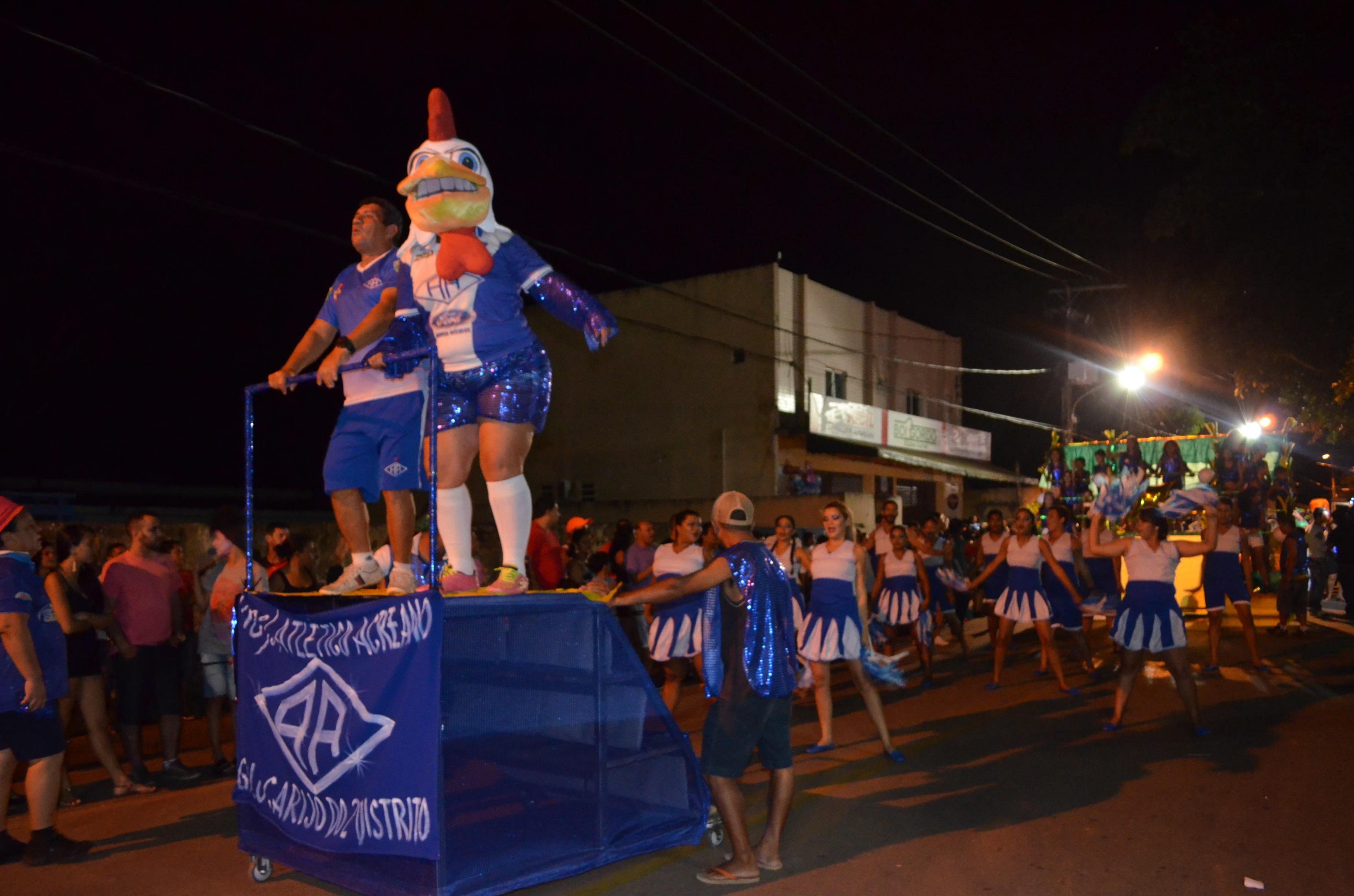 Sem premiação, prefeitura decide manter desfile de blocos em Rio Branco  - Noticias