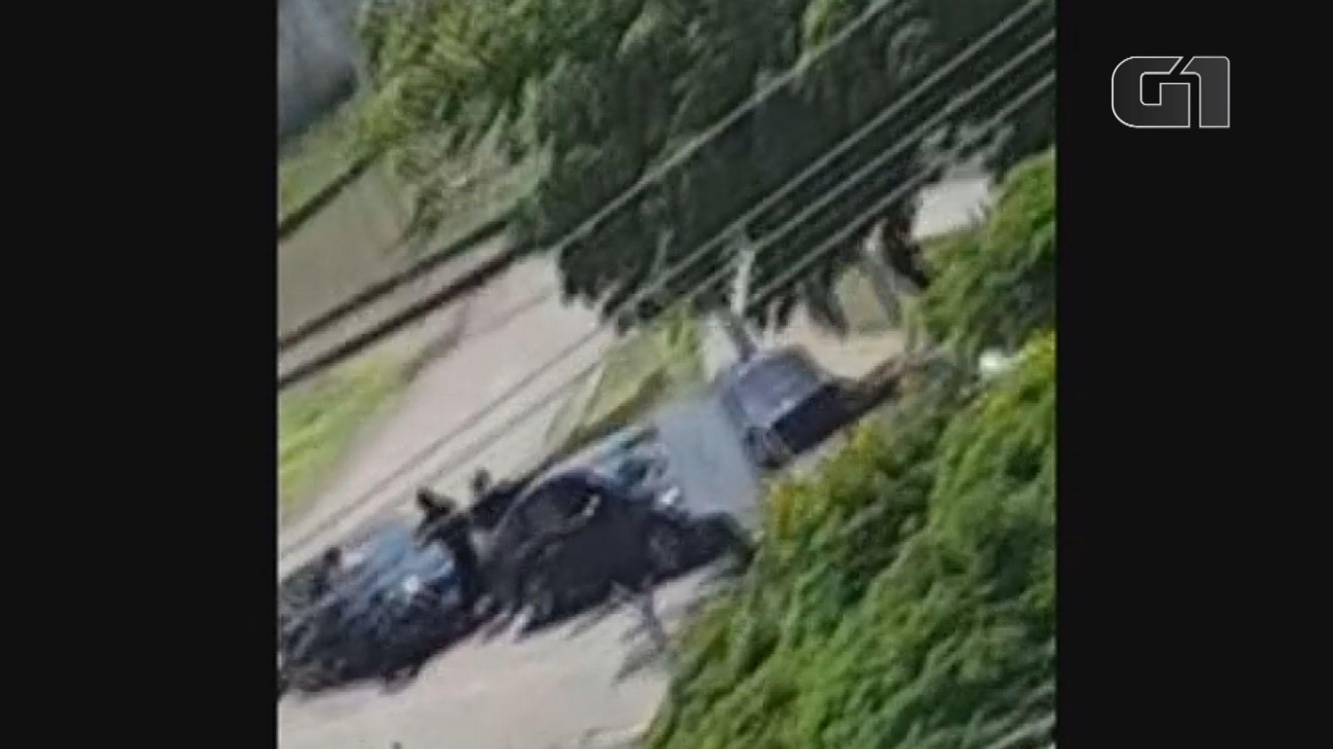 Imagens mostram assalto no Aeroporto de Viracopos; VÍDEO - Notícias - Plantão Diário