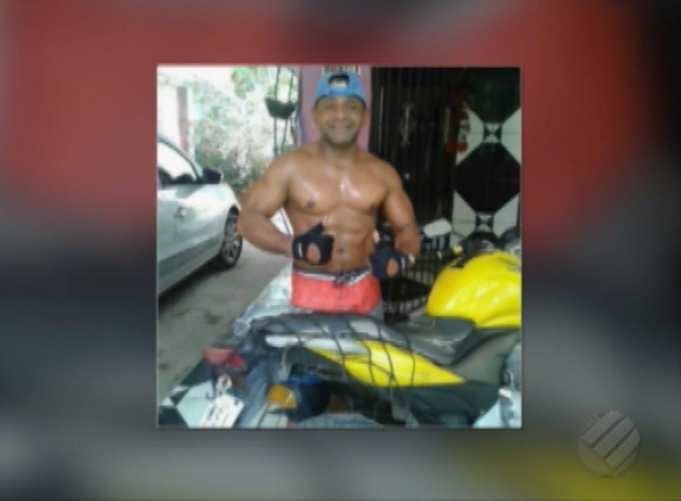 -  Sargento da PM Ivonaldo Jeronimo Lobato dos Santos foi encontrado morto na casa dele em Belém  Foto: Reprodução/ TV Liberal