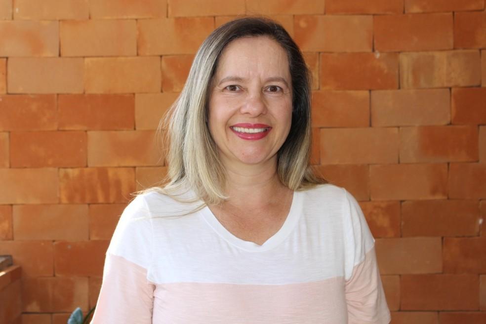 Dra Tânia Mara  — Foto:  Caroline Mendonça