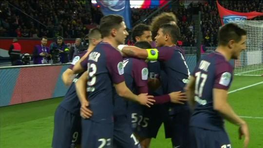 Melhores momentos: PSG 7 x 1 Monaco pela 33ª rodada do Campeonato Francês