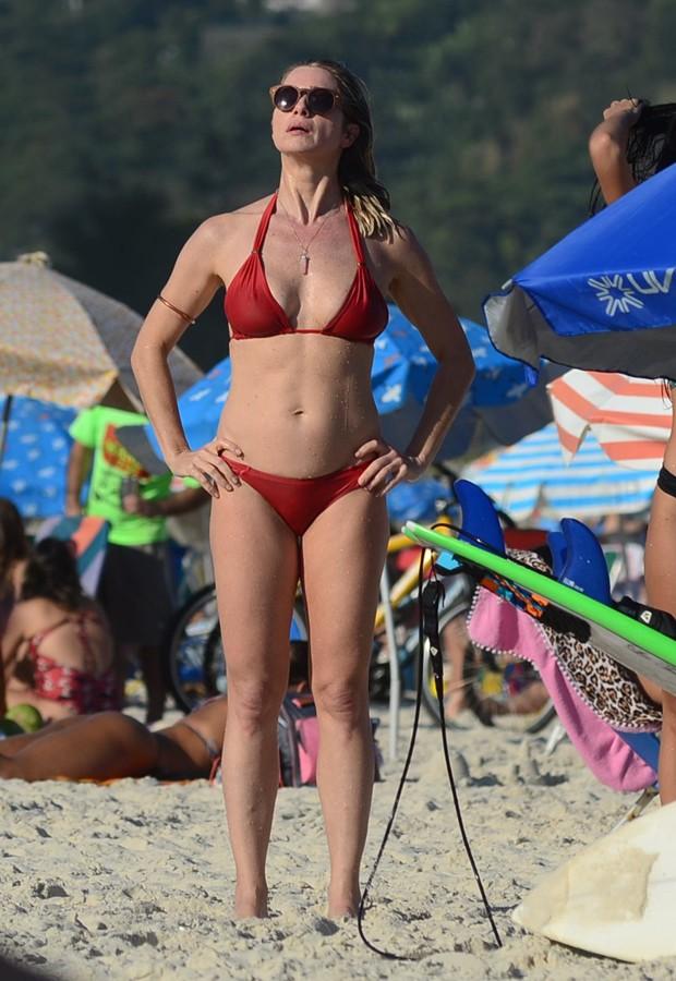 Letícia Spiller  (Foto: Agnews)