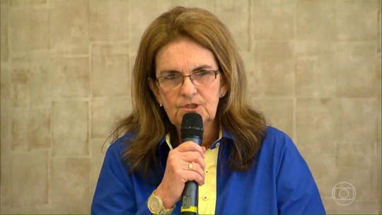 Ex-presidente da Petrobras Graça Foster é alvo da Lava Jato
