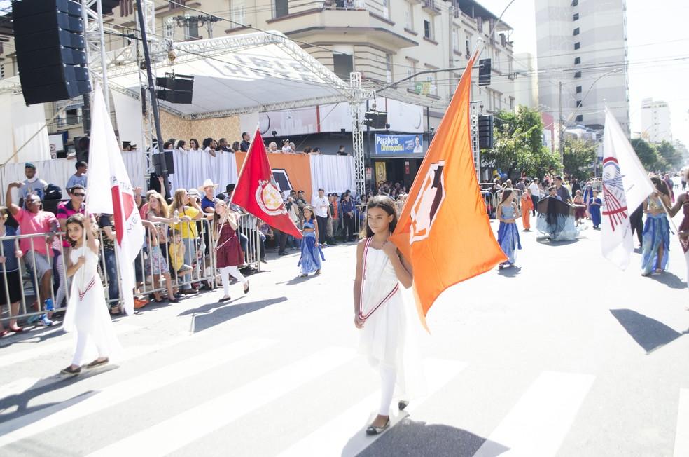 -  Atividades começam nesta quarta  16  e seguem até o dia 1º de junho, quando Divinópolis comemora 106 anos  Foto: Divulgação/Prefeitura Municipal de D