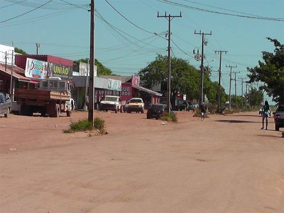 Caso foi registrado em Espigão do Leste, distrito de São Félix do Araguaia (Foto: Divulgação)