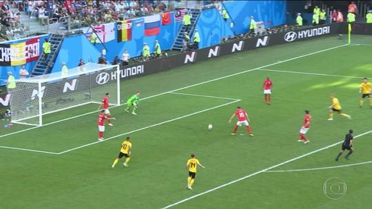 Bélgica vence a Inglaterra por 2 a 0 e fica em 3º lugar na Copa