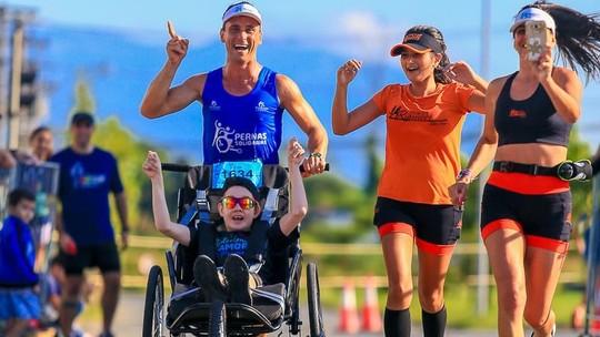 Foto: (Divulgação Mizuno Uphill Marathon)