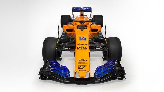 Foto: (Twitter / McLaren)