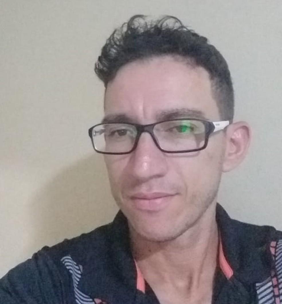 Jailson Barbosa de Oliveira foi atropelado por motorista embriagada e sem CNH no DF — Foto: Arquivo pessoal