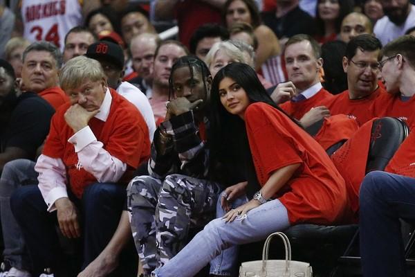 Stormi é filha de Kylie com o rapper Travis Scott (Foto: Getty Images)