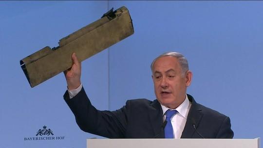 Premiê de Israel diz que Irã ameaça o mundo