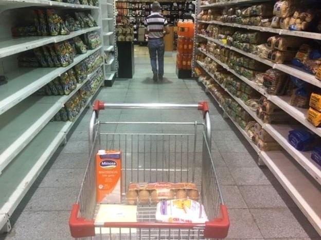 Crise na Venezuela: o que é possível comprar com o novo salário mínimo aprovado por Maduro - Notícias - Plantão Diário