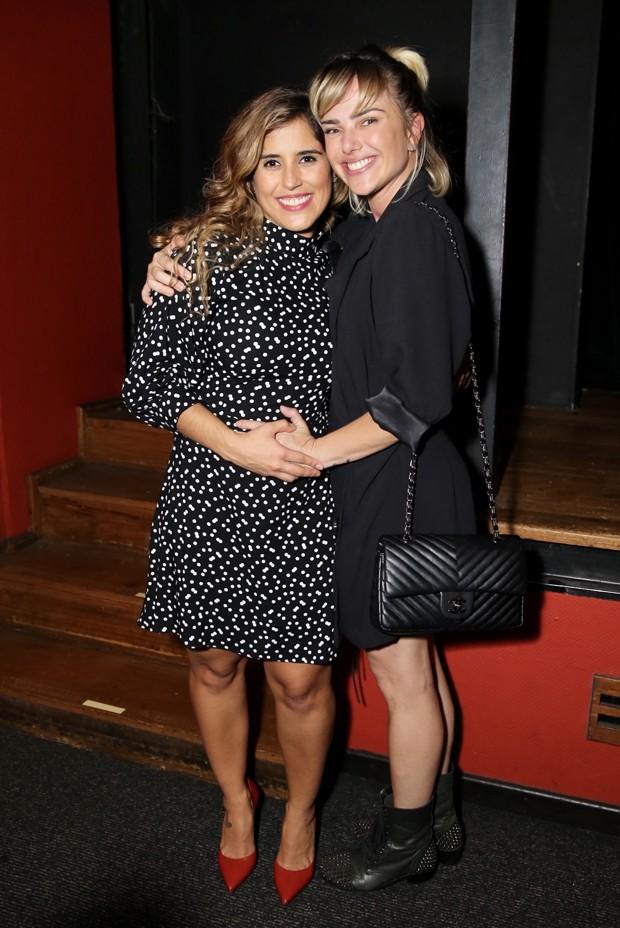 Camilla Camargo e Natallia Rodrigues (Foto: Manuela Scarpa / Brazil News)