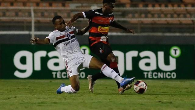 Ituano x São Paulo, Campeonato Paulista