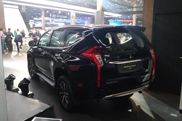 Mitsubishi apresenta novo Pajero Sport para peitar Chevrolet Trailblazer e Toyota SW4 - AUTO ...