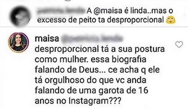 Maisa (Foto: Instagram/Reprodução)