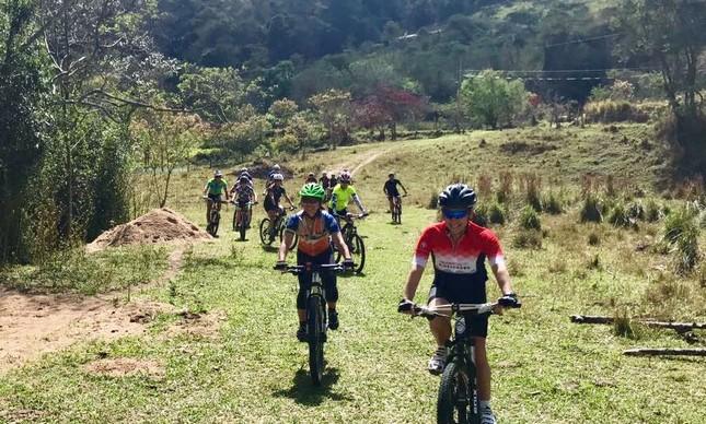 Percurso do Madman Brasil no Vale das Videiras