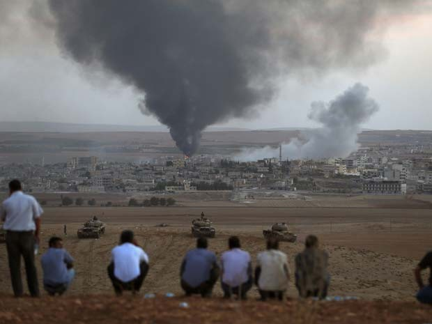 Curdos rejeitam 'zona de segurança' sob controle turco na Síria