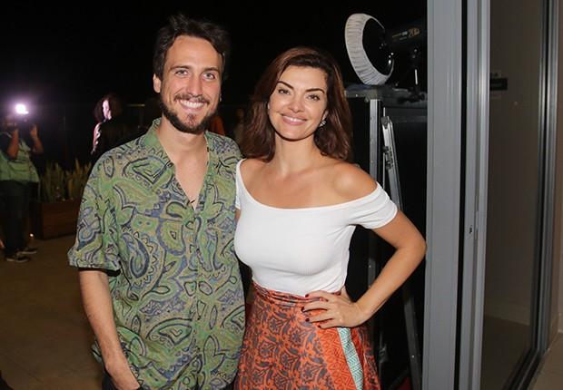 Igor Angelkorte e Mayana Neiva (Foto: Eny Miranda/ Divulgação)