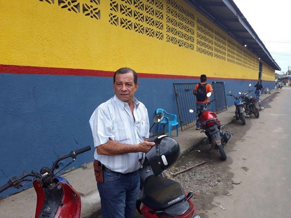 MPF denuncia prefeito de Tabatinga por desvio de R$ 19 milhões — Foto: Reprodução