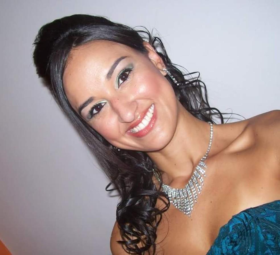 Janaina Alves (Foto: G1 )