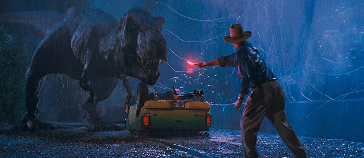 'Jurassic Park' lidera bilheteria nos EUA 27 anos após seu lançamento   Cinema