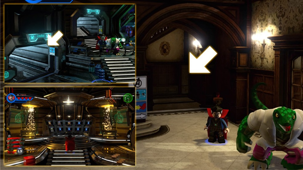 How to create your own hero in LEGO Marvel Super Heroes 2