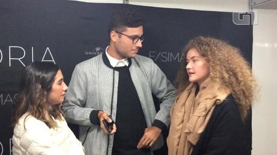 Após férias, Duo Anavitória revela que estava com saudade dos palcos durante show em Petrópolis, no RJ