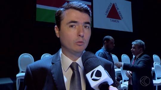 'Renovação de um desafio', diz Bruno Siqueira após posse em Juiz de Fora